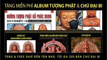 Permalink to: Tặng 20.000 Chú Đại Bi & Tạp chí tượng Phật đẹp cho mọi người